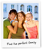 Find the perfect family